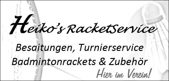 Heiko´s RacketService