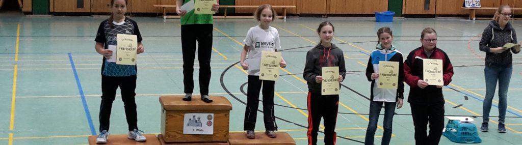 Maya Vogt mit 5. Platz bei der A-Rangliste in Peine!!!