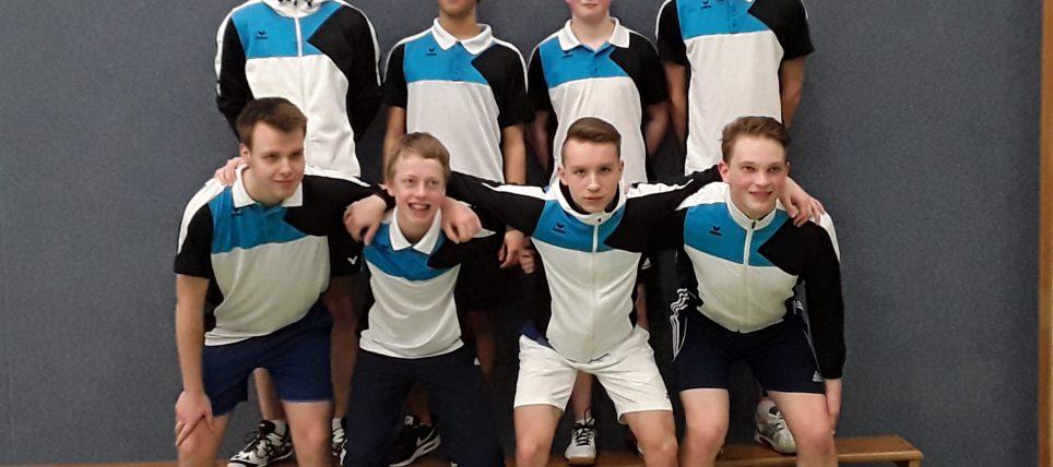 BTS-Badminton-Jugend wird erstmalig Bremer Mannschaftsmeister!!!