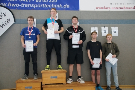 C-Rangliste in Bremen Arsten 06.05.2017