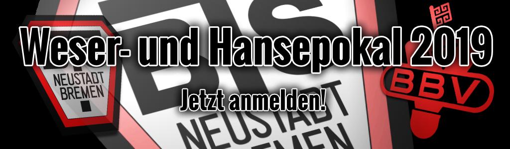 Weser- und Hansepokal 2019