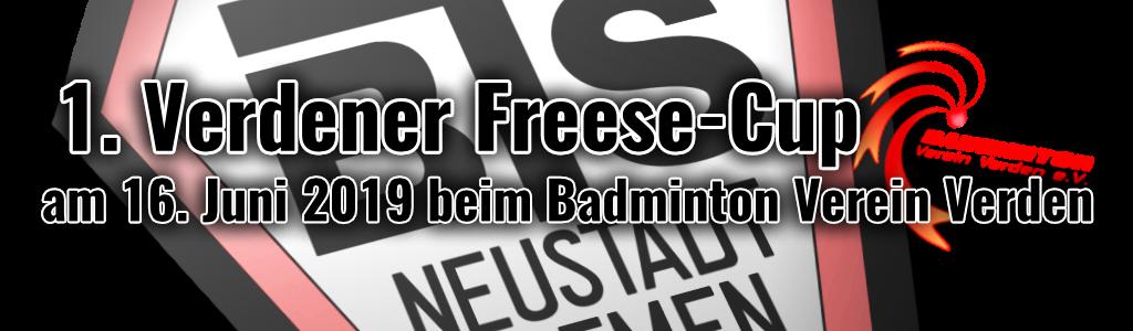 1. Verdener Freese-Cup