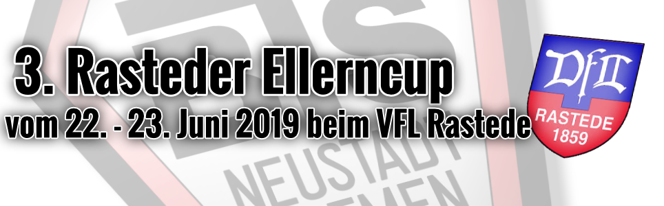 Erfolg auf dem Rasteder Ellern-Cup!