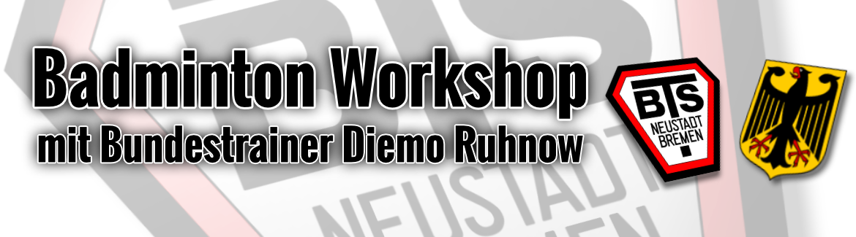 Workshop mit Diemo Ruhnow