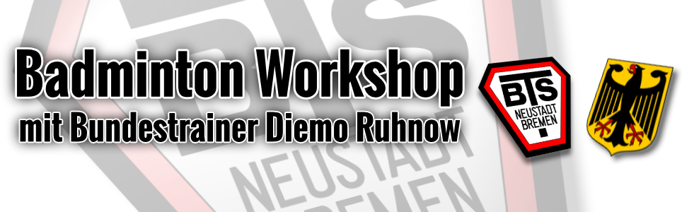 Workshop mit Diemo Ruhnow
