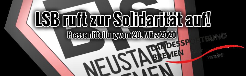 LSB ruft zur Solidarität auf