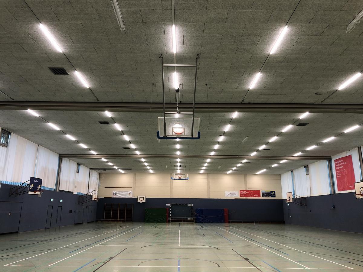 LED Licht Erlenstraße